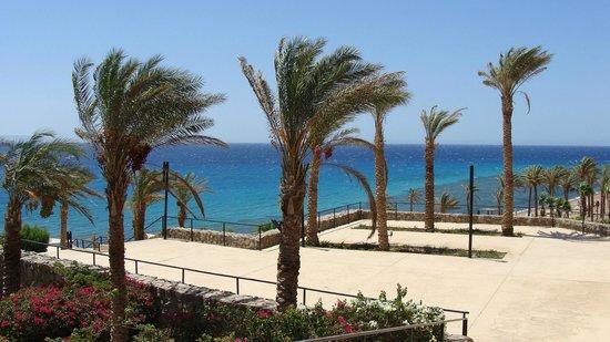 Le Meridien Dahab Resort: Красота