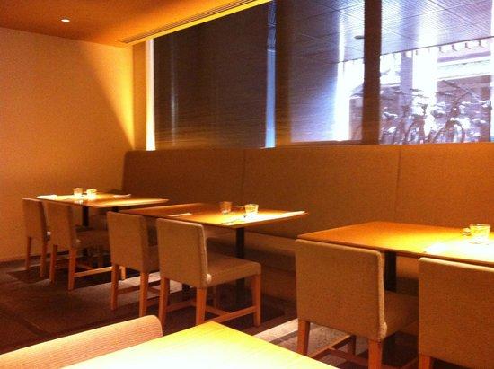 Hotel Kanra Kyoto: Restaurant