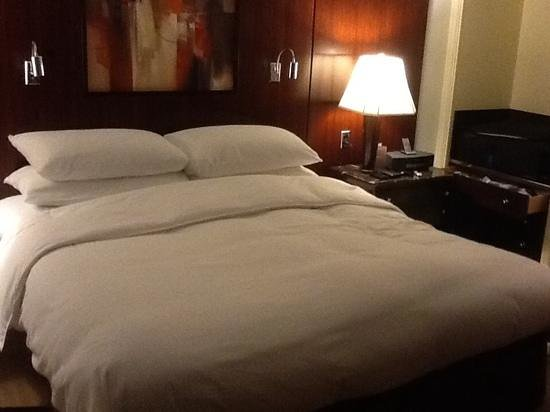 Sofitel New York: huge bed
