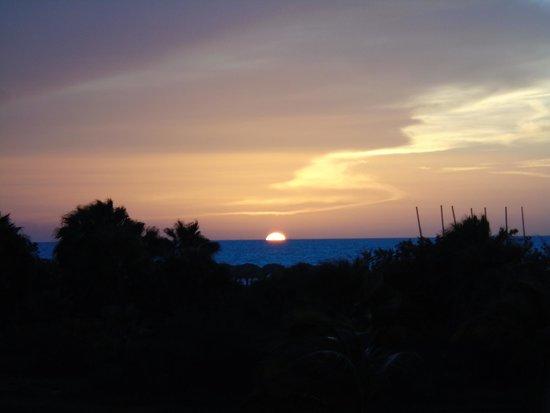IBEROSTAR Laguna Azul: sunset