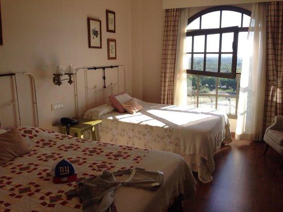 PortAventura Hotel Gold River : Chambre pour 2 ou 4