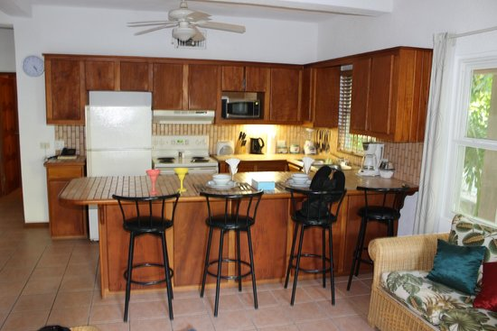 Xanadu Island Resort : Kitchen