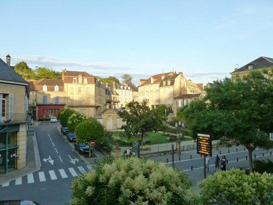 Plaza Madeleine & Spa: Vista do apartamento.
