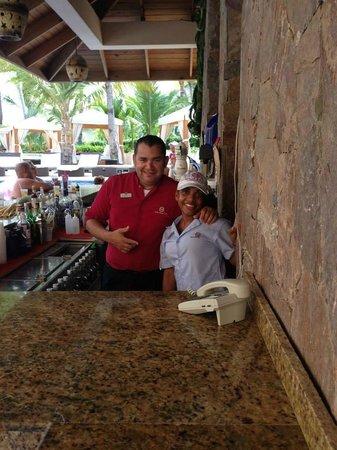 Majestic Colonial Punta Cana : JOSE and E'STEFANIE