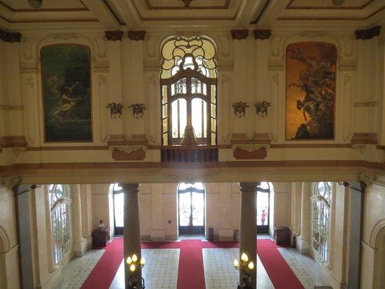 Theatro Municipal De São Paulo : Hall principal