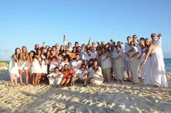 Iberostar Hacienda Dominicus : Our family