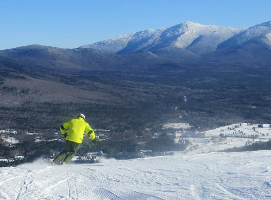 Bretton Woods, NH: Presidential Views