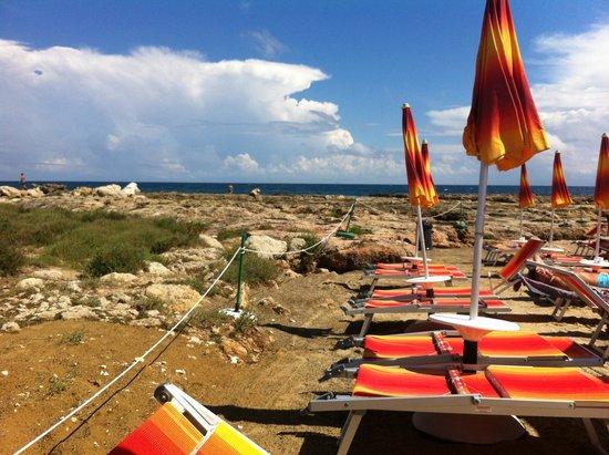 Pietrablu Resort & Spa CDSHotels: SPIAGGIA