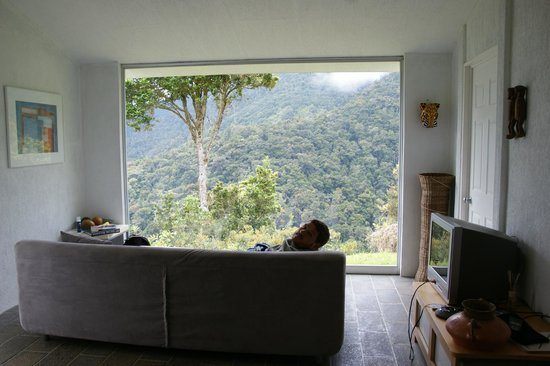 Dantica Cloud Forest Lodge: Zimmer