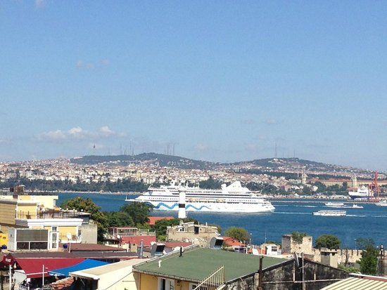 Sofa Cafe & Restaurant : Bosphorus View