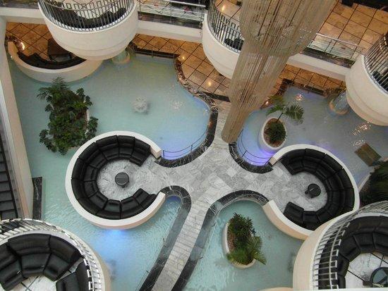 Mediterranean Palace Hotel: Ground floor