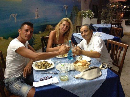 La Rotonda sul Mare: Grande Antóóó!!!!!!