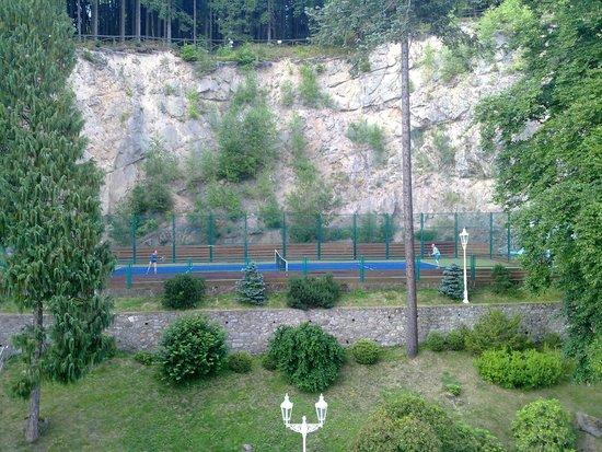 Esplanade Spa & Golf Resort: Esplanade - tennis