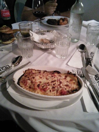 Cafe 48: Lasagnes