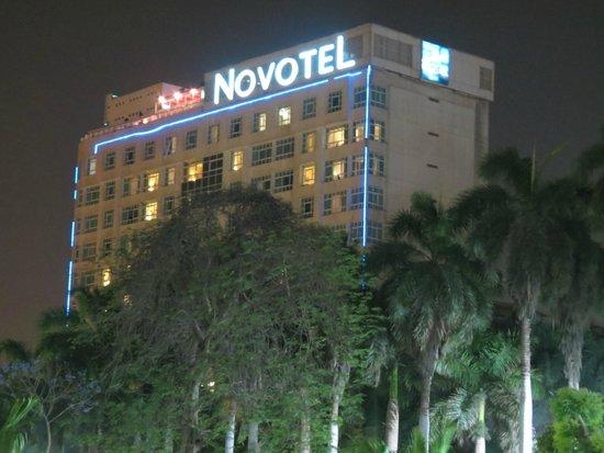 Novotel Cairo El Borg: x