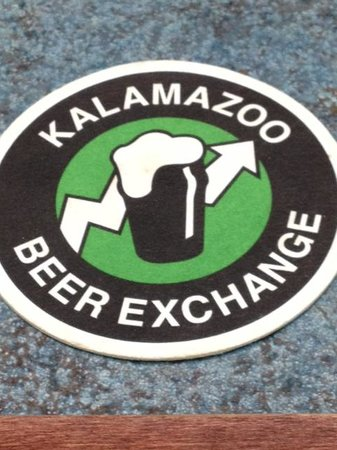Kalamazoo Beer Exchange: Cute logo