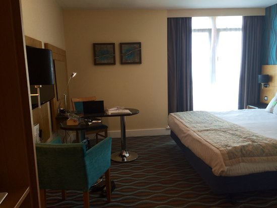 Holiday Inn Birmingham City Centre: Room 812