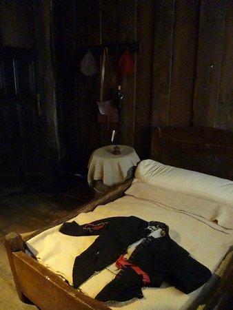 Plas Mawr: Servant Room