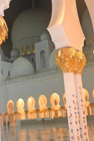 Mosquée Cheikh Zayed : breathtaking exterior