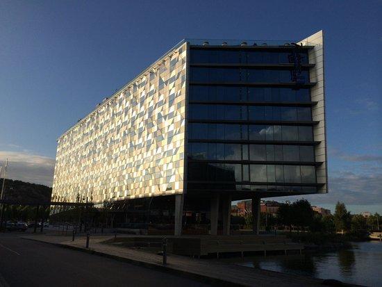 Radisson Blu Riverside Hotel, Gothenburg: общий вид