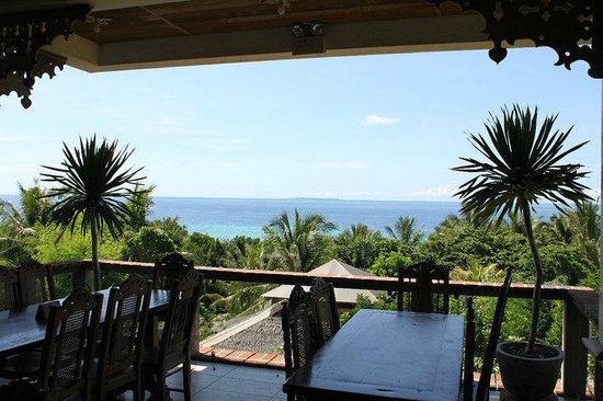 Amarela Resort: The breathtaking views of the island