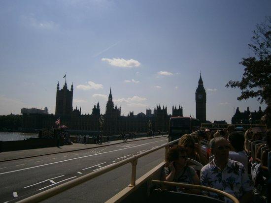 Big Bus Tours - London: big ben