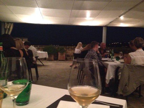 Il Postale: August evening