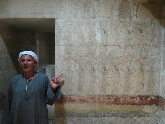 Pyramides de Saqqarah : x