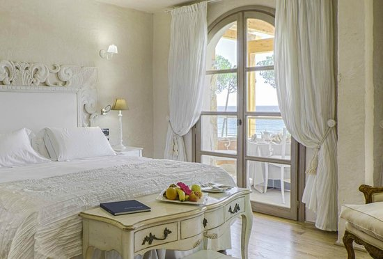 La Villa del Re - Adults Only Hotel: Camera con balcone vista mare