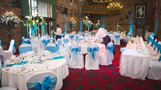 BEST WESTERN Park Hall Hotel & Leisure Club: Medieval Banquet Hall, Wedding venue