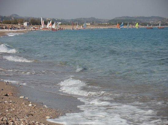 Kolimbia beach