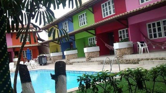 Marupiara by GJP: Apartamentos e piscina infantil