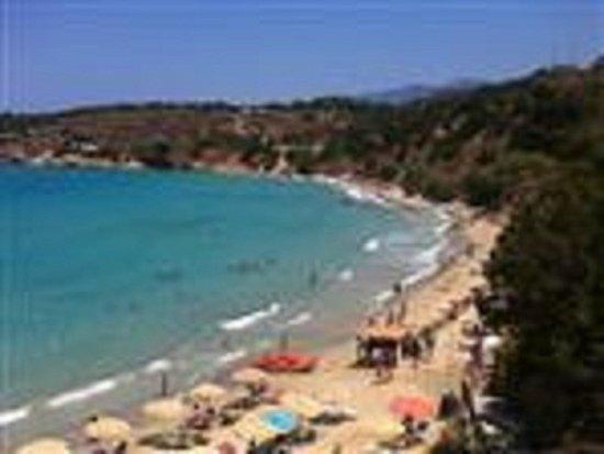 Kavousanos Apartments: Golden Beach, Istron