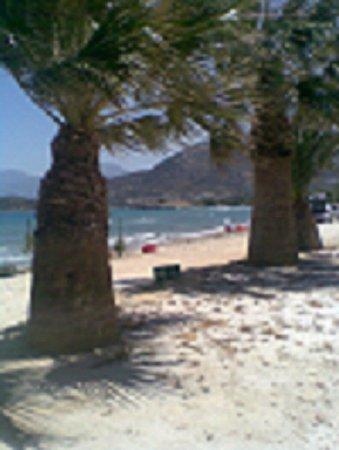 Kavousanos Apartments: One of local beaches