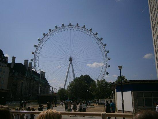 Big Bus Tours - London: london eye