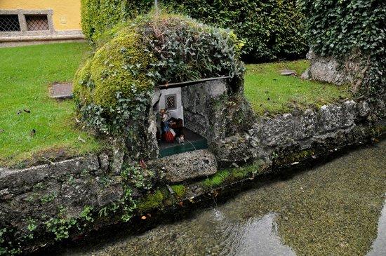 Jeux d'eau d'Hellbrunn : Juegos