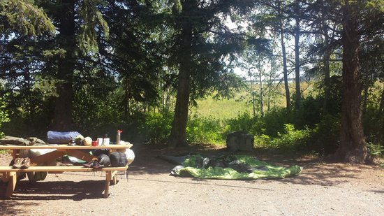 Lac des Arcs Campground