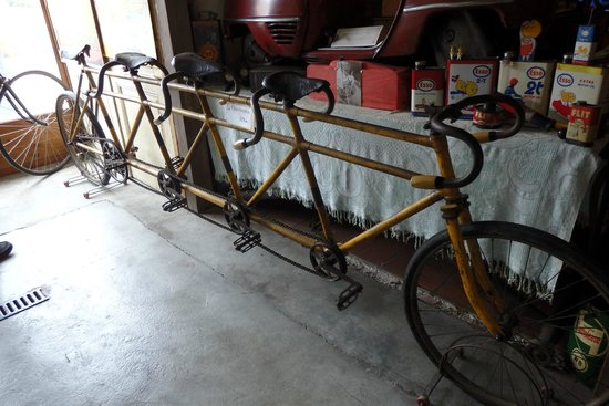 Musee Chapy: quatricycles