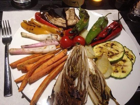 The Griller: grigliata di verdure!!