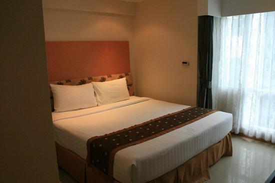 Citin Pratunam Hotel by Compass Hospitality: Номер
