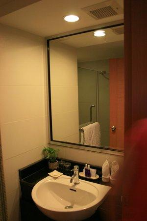 Citin Pratunam Hotel by Compass Hospitality: Ванная