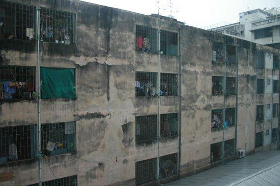 Citin Pratunam Hotel by Compass Hospitality: Вид из окна
