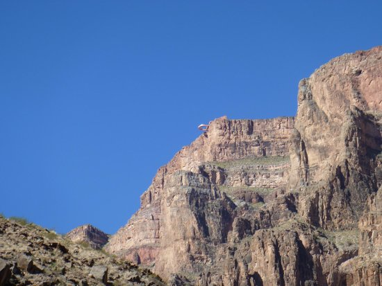 Grand Canyon Skywalk: Sky Walk - Better from the Colorado River