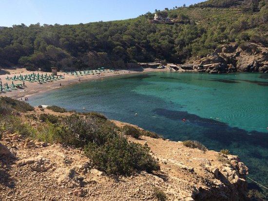 Hacienda Na Xamena, Ibiza : Cala Benirras Beach, Ibiza