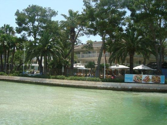 Aparthotel Orquidea Playa: Hotelli