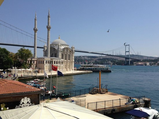 The House Hotel Bosphorus: View