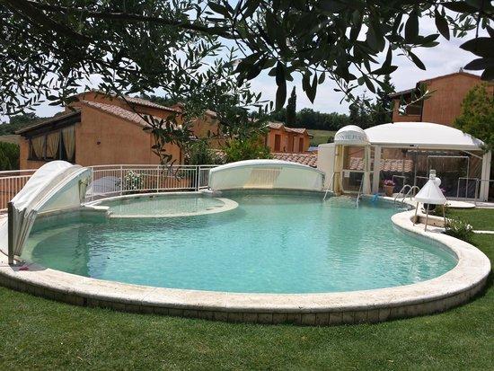 Hotel Saturno Fonte Pura: bella piscina termale
