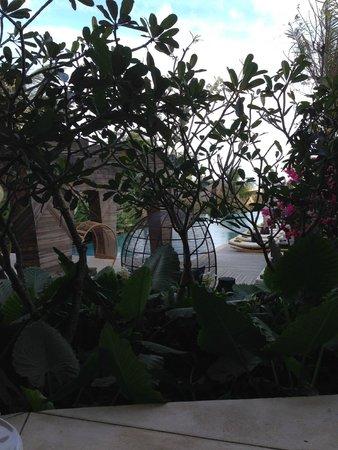 RIMBA Jimbaran BALI by AYANA : View from the breakfast area