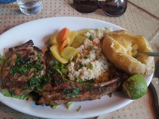 Mother's Restaurant: Pork Chop