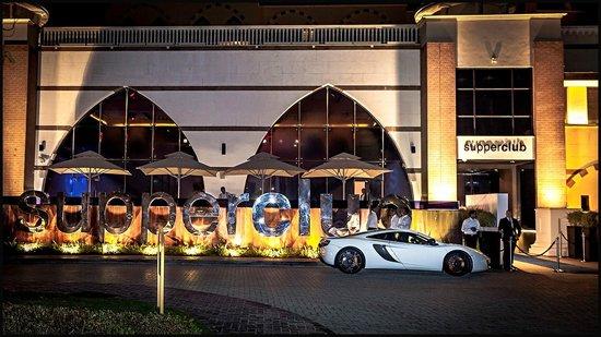 Jumeirah Zabeel Saray : JZS Supper Club a night